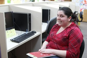 Ardis Proulx-Chedore is the youth intern at the Cochrane Public Library. She provides free training and programs involving the internet and related technologies.