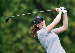 Expositor file photo  Nicole Vandermade finished tied for 13th at Florida's Natural Charity Classic, her second Symetra Tour event this season.