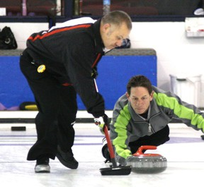 Curling open  house
