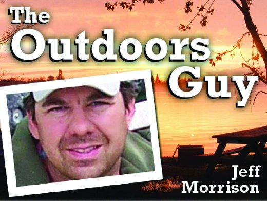Jeff Morrison, the Daily Observer's newest columnist, offers up his take on the great outdoors.
