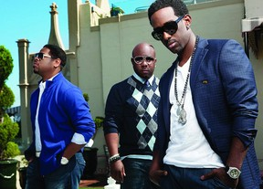 Motown's Boyz II Men, the best-selling R&B group of all time, bring their smooth harmonies, multi-octave sound and incredible vocal styling to The Grand Theatre Wednesday, April 10.