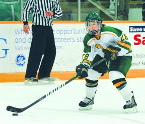 Trenton Minor Hockey product Danielle Skirrow recently wrapped up a stellar collegiate career with the Clarkson University Golden Knights. The ECAC All Academic Team member is now setting her sights on playing pro in the Canadian Women's Hockey League.