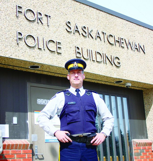 New law-man comes to the Fort | Fort Saskatchewan Record