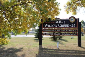 md of willow creek