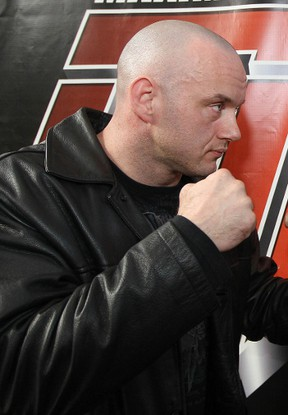 """Fort McMurray MMA Fighter Dwayne """"D-Bomb"""" Lewis is coming out of retirement to fight Victor Valimaki on July 5 for Aggression Fighting Championship.  QMI AGENCY"""