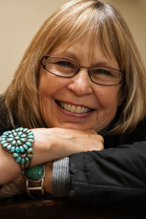 Edmonton author Dianne Linden says she wrote her latest novel 'On Fire' to explore what it's like for a young male to experience early signs of mental illness. PHOTO SUPPLIED