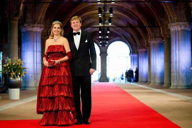 Dutch Crown Prince Willem-Alexander and his wife, Crown Princess Maxima, arrive Monday night at a gala dinner on the eve of his installation as King of the Netherlands. Willem-Alexander and Maxima are personally popular, but will have to prove to an increasingly skeptical public that the monarchy is relevant – and worth the cost – in the 21st century.