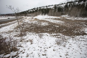 A 2.8-acre parcel of land was recently donated to Our Lady of the Rockies Parish by Canmore developer Guy Turcotte. Justin Parsons/ Canmore Leader/ QMI Agency