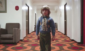 "Danny Lloyd in 1980's ""The Shining."""