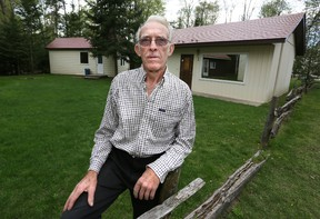 Frank Stolp, the owner of Sunny Birch Cottages.
