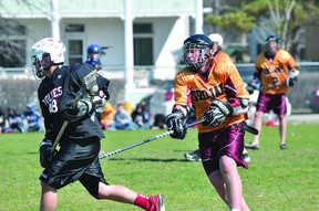 The PCI Trojans field lacrosse team is perfect through four games in 2015. (file photo)