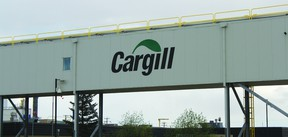 Workers at the Cargill meat processing plant (pictured) just outside High River will vote Wednesday on the company's latest contract (MARCO VIGLIOTTI/HIGH RIVER TIMES/QMI AGENCY)