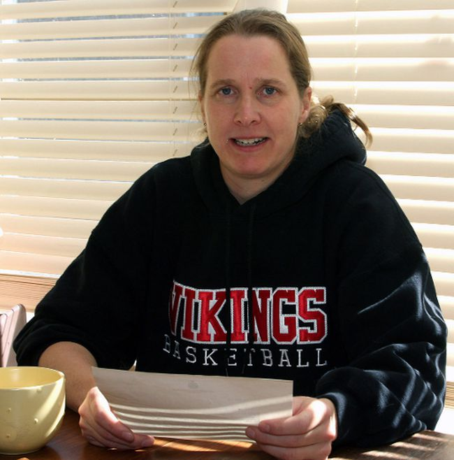 Kingston's Andrea Blackwell is among the Canada Basketball Hall of Fame's Class of 2013 inductees. (Whig-Standard file photo)