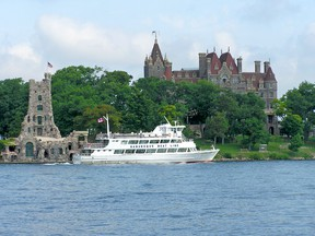 Gananoque Boat Lines and Boldt Castle
