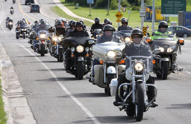 Kingston Ride For Dad