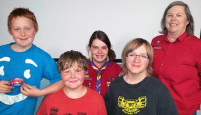 Havelock scouts