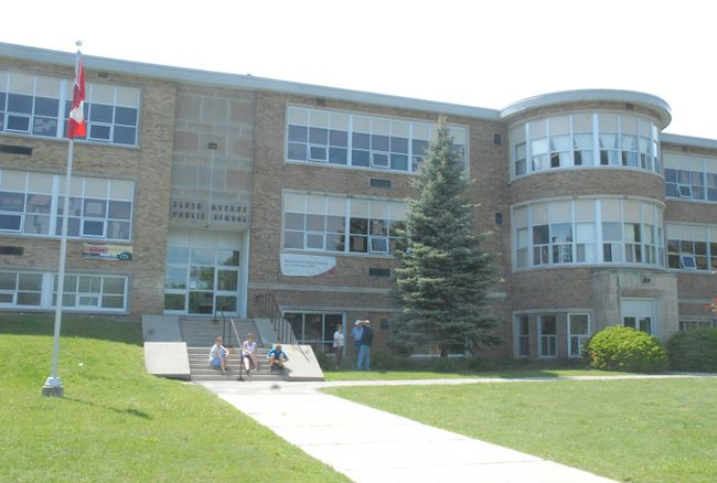 Elgin Avenue Public School in Simcoe will be closed for 14 months to allow for $8.5-million in renovations. (File Photo)