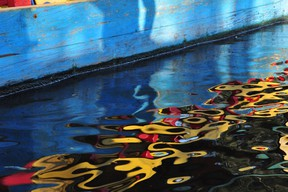 Don Smith is Victoria Park Gallery's newest Artist of the Month for June. Some of his photography focuses specifically on shadows and reflections. (SUBMITTED)