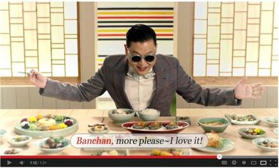 South Korean pop singer Psy teamed up with VisitKorea in June 2013 to promote tourism in the country as its international ambassador. Psy appeared in a series of
