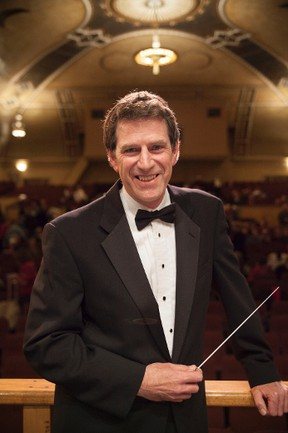 Brantford Symphony music director Philip Sarabura is excited about the new season and can't wait to perform for all the music lovers in our community.