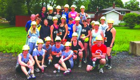 Athletes from across the area headed to Sudbury this past weekend to partake in the first ever Miner's Mayhem Challenge in this file photo. Photo supplied.