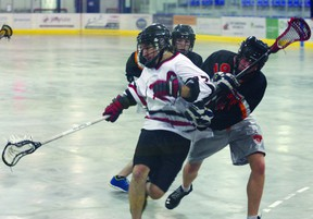 The Fort Saskatchewan Rebels have extended their winning streak to six games, with the toughest battles yet to come.  Photo by Aaron Taylor/QMI Agency/Fort Saskatchewan Record