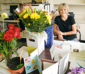SARAH DOKTOR Simcoe Reformer Mary Ann Backus retired from Elgin Avenue Public School on Thursday after a 36 year career as a French teacher at the school.