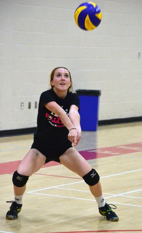 London's version of the Volleyball Canada Centre of Excellence is here to stay after being signed by Volleyball Canada following a four-month trial. QMI Photo