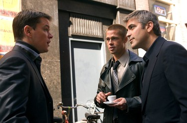 Ocean's Twelve (2004)We like to look at Brad and George as much as the next guy, but really? Talk about milking it.