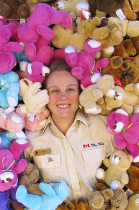 The Cave and Basin National Historic site invites families to bring a picnic lunch, roll out their blankets and bring their favourite teddy bear in celebration of Canada Parks Day. Supplied photo