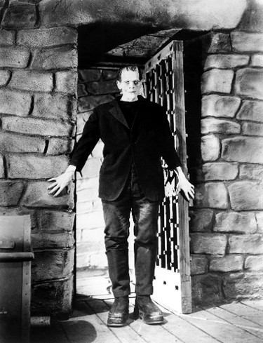 FRANKENSTEIN (1931): The child-killing scene. Deleted from many later prints, but spoofed by Mel Brooks in Young Frankenstein.