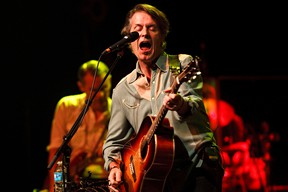 Jim Cuddy performs with Blue Rodeo at the Northern Alberta Jubliee Auditorium in Edmonton in Jan. 2013. File Photo/QMI Agency