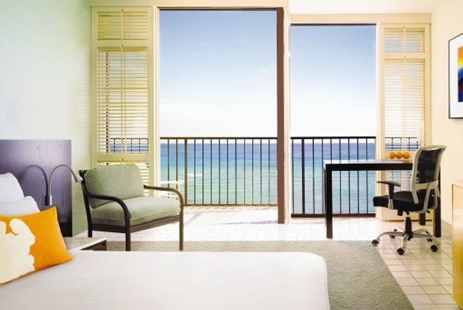 <b>Waikiki Parc, Hawaii:</b> Relax oceanside in gorgeous Hawaii this summer, all while watching your budget, thanks to the Waikiki Parc hotel and its Parc Sunrise Bonus package. This package includes complimentary rent-a-car pick-up at the airport, daily breakfast for two, free hotel parking and admission to Oahu museums like the Bishop Museum and The Honolulu Museum of Arts. Rates for this sunny package start at $230 per night. See waikikiparc.com. (Courtesy Halekulani Corporation)