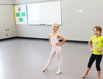Children take part in the UpTown Music and Dance Summer camp. AMANDA RICHARDSON/TODAY STAFF