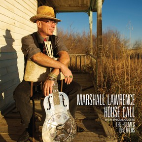 Marshall Lawrence. - Photo Supplied