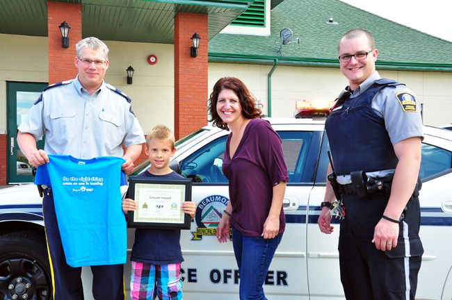 Youth Recognized For Exemplary Behaviour The Beaumont News