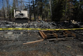 Six years after a $270,000 fire at a Falcon Lake cottage, two men have been charged with arson and break and enter.