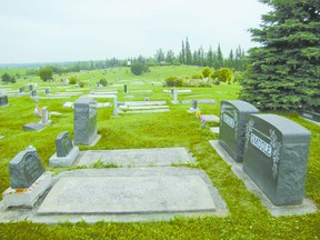 Mayerthorpe and District Cemetery