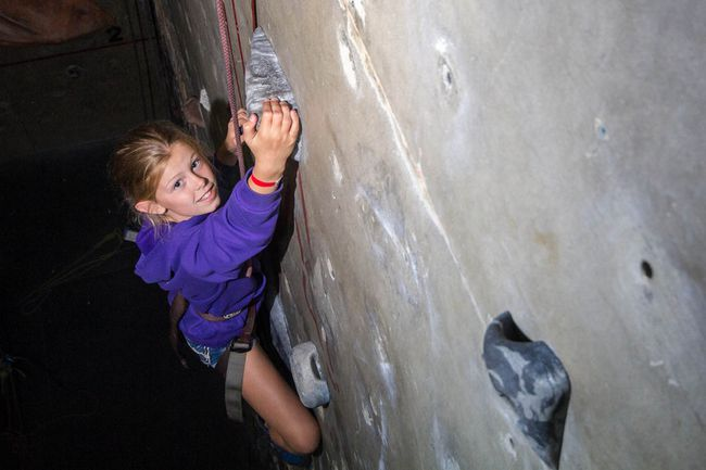 Photo pack climbing the walls kingston whig standard
