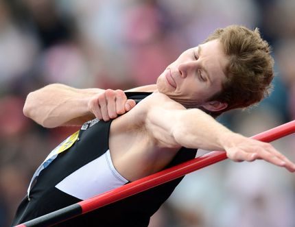Derek Drouin (AFP photo)