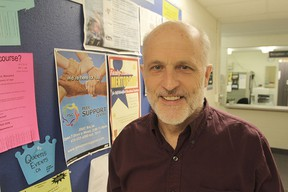 Mike Condra is the director of the Queen's University health counselling and disability services.