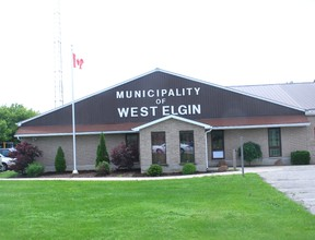 The paper ballot will be used in the 2014 municipal election in West Elgin.