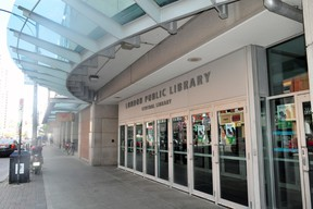 London Public Library on Dundas Street. (Postmedia Network file photo)