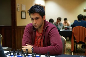 Raja Panjwani, 23, could soon become an international grandmaster, the highest title the game can bestow, and the city's first chess star.