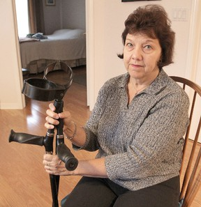 Brenda Lewis is frustrated with the continued problems she has had with Via Rail, saying traveling with the railway is a nightmare thanks to their inability to provide guaranteed assistance to the disabled. Michael Lea The Whig-Standard