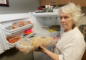 After working for more than 40 years, Joey Jayne Hyltun never expected to use a food bank.