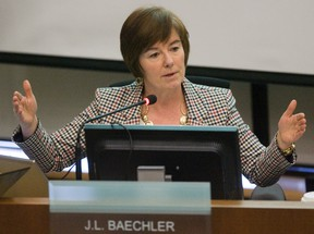 Joni Baechler (QMI Agency file photo)