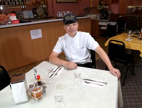 David Lam, owner of the Yellow River Chinese Buffet, at 842 Princess St. (Ian MacAlpine The Whig-Standard)