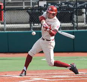 Hitting the baseball in the professional game is a bit tougher than in college, Stony's Adam Nelubowich found out, but some late season work in a fall league has left him with high hopes for next year. - File Photo