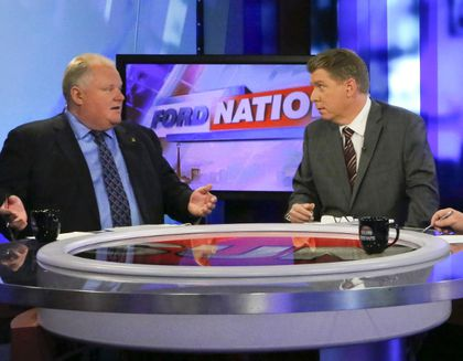 Ford Nation show
